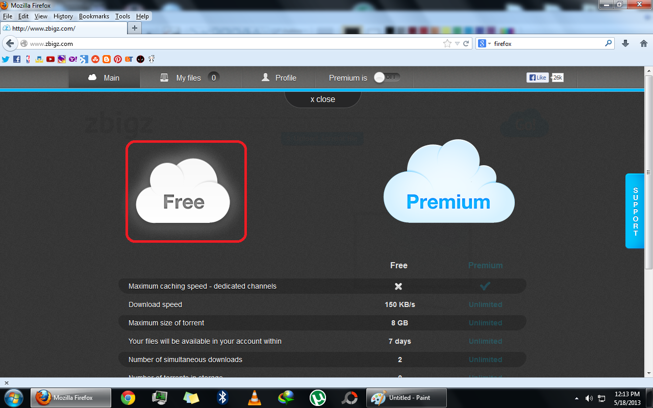 Download Torrent Directly With Idm